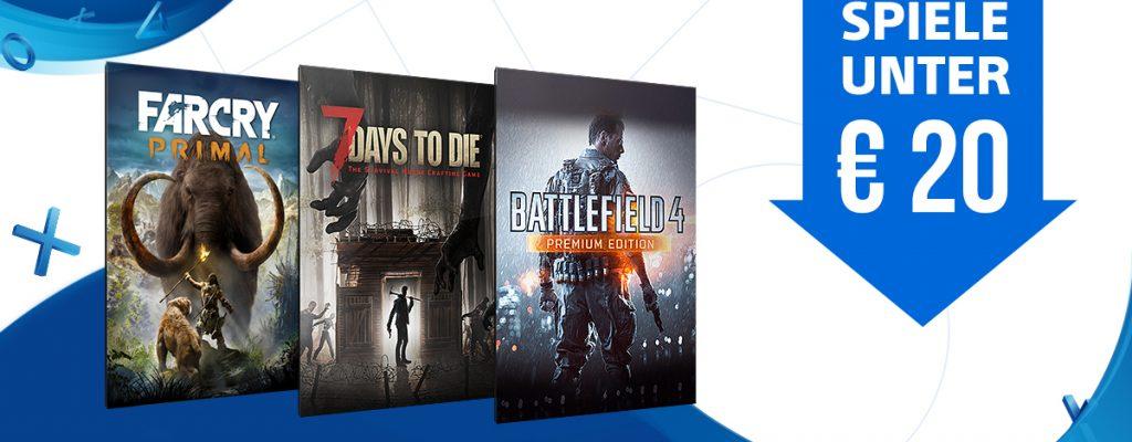 PS Store startet neuen Sale – Aktion bringt viele PS4-Games für unter 20€