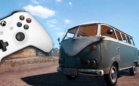 PUBG Xbox Miramar Titel
