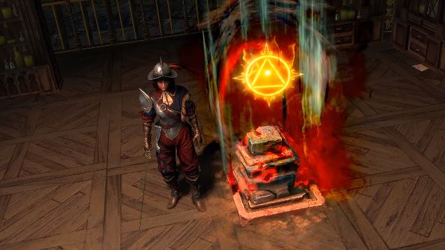 Path of Exile: Bau dir im Incursion-Update den perfekten Loot-Dungeon!
