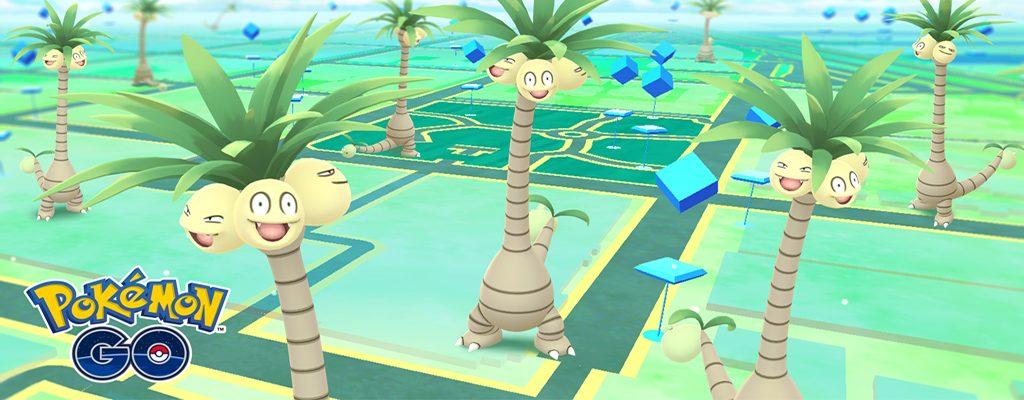Pokémon GO Alola Kokowei Titel