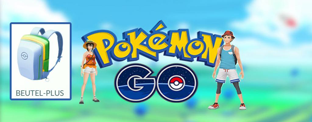Pokémon GO: Niantic bringt Beutel-Plus-Upgrades vor Abenteuerwoche