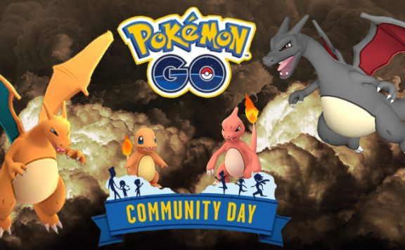 Pokémon GO Community Day Mai Titel