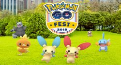 Pokémon GO Fest Titel