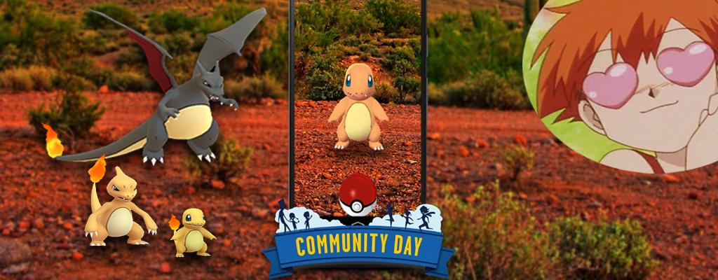 Pokémon GO: Shiny Glurak-Familie ist bereit für den Community Day