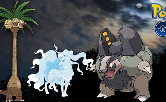 Pokémon GO Kanto Angreifer