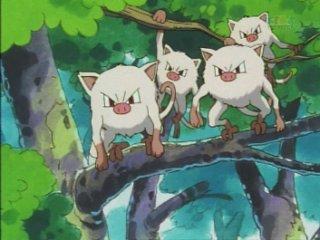 Pokémon GO Menki