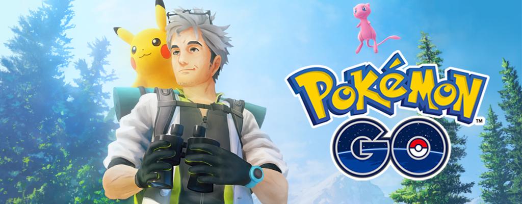 Pokémon GO Quests Titel