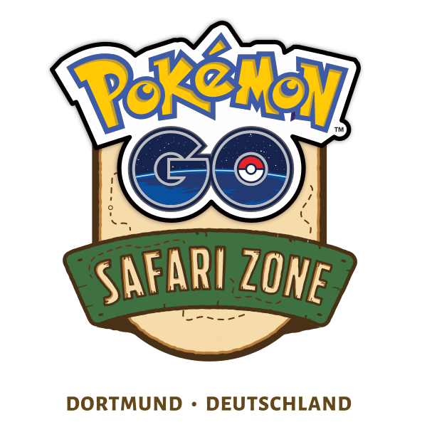 Pokémon GO Safari Zone Dortmund Badge