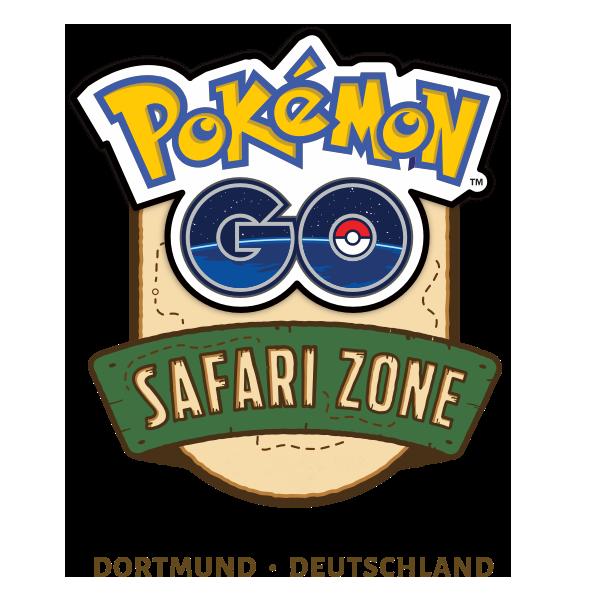 Pokémon GO Safari Zone Dortmund Badge