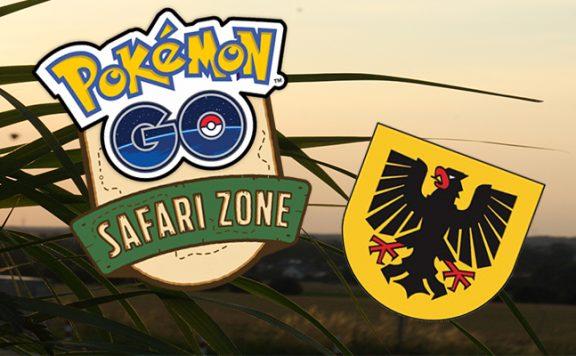 Pokémon GO Safari Zone Dortmund Titel
