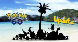 Pokémon GO Update Alola