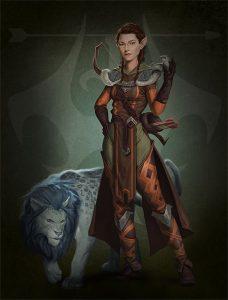 Ranger-Pantheon