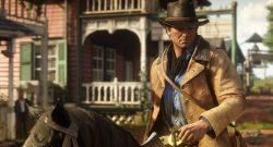Red Dead Redemption 2 Arthur Pferd