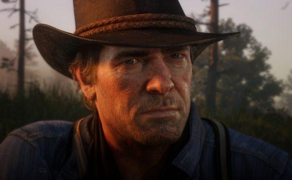 Red Dead Redemption 2 Arthur Porträt