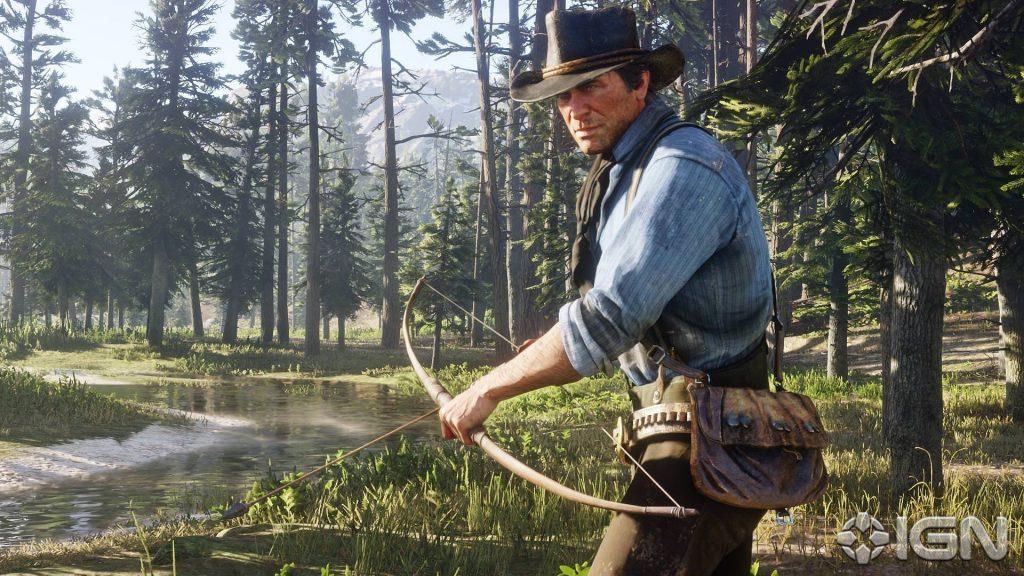 Red Dead Redemption 2 Bogen