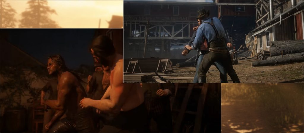 Red Dead Redemption 2 Fäuste