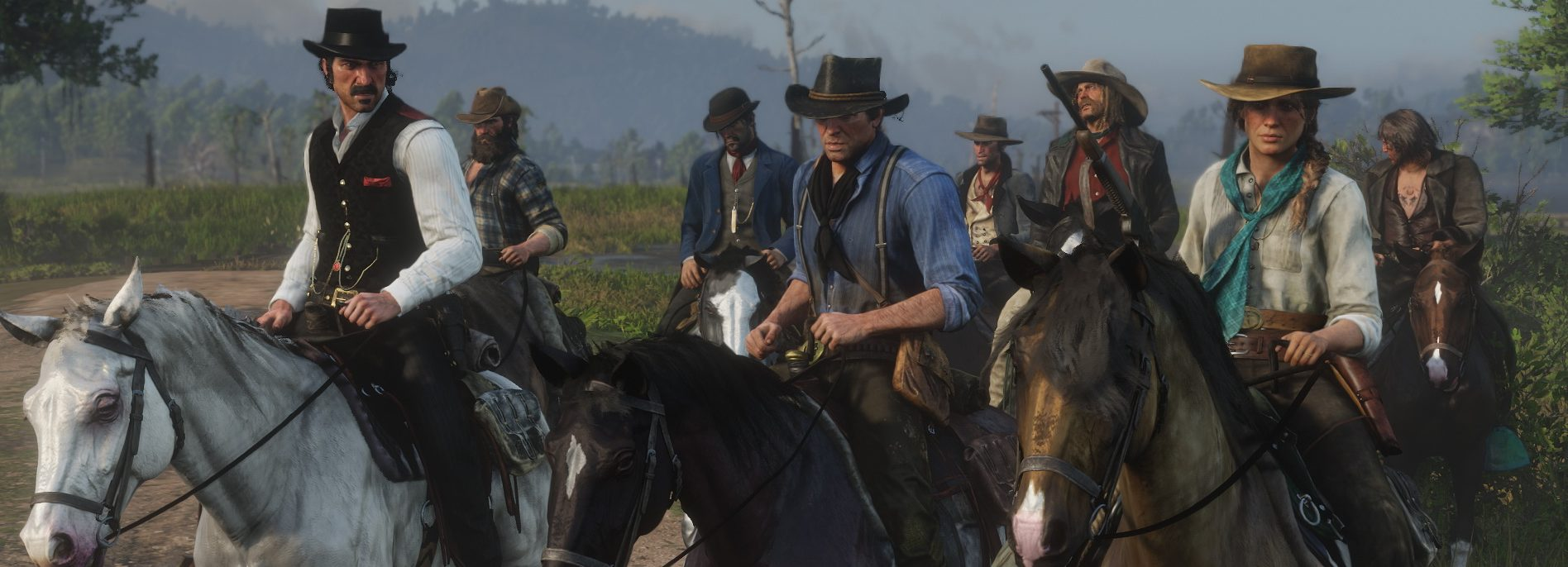 Red Dead Redemption 2 Gang 2