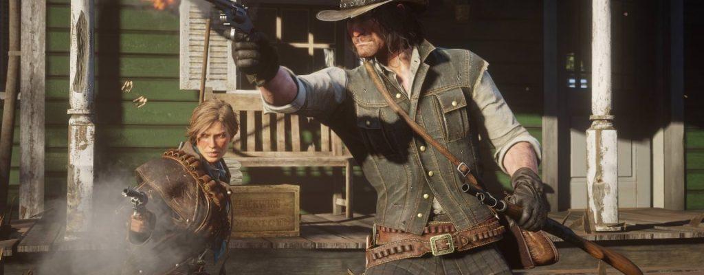Red Dead Redemption 2 lässt Eure Bärte und Kopfhaare wachsen
