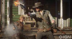 Red Dead Redemption 2 Schießerei