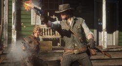Red Dead Redemption 2 Schießerei 2