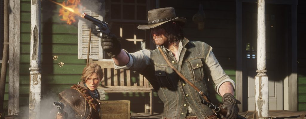 Red Dead Redemption 2 will Kills kunstvoll in Zeitlupe zeigen