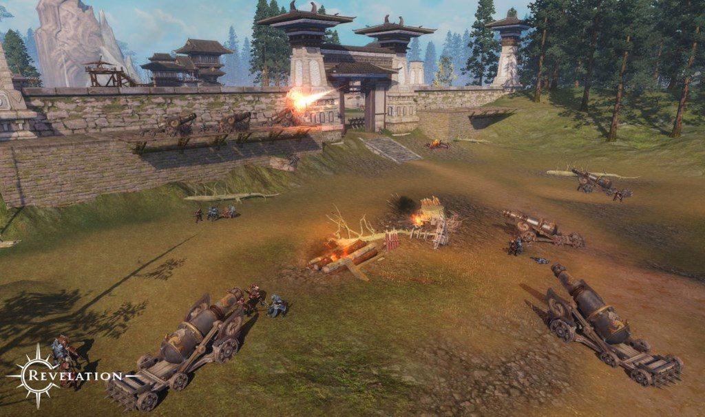 Revelation Online Imperial Wars 2