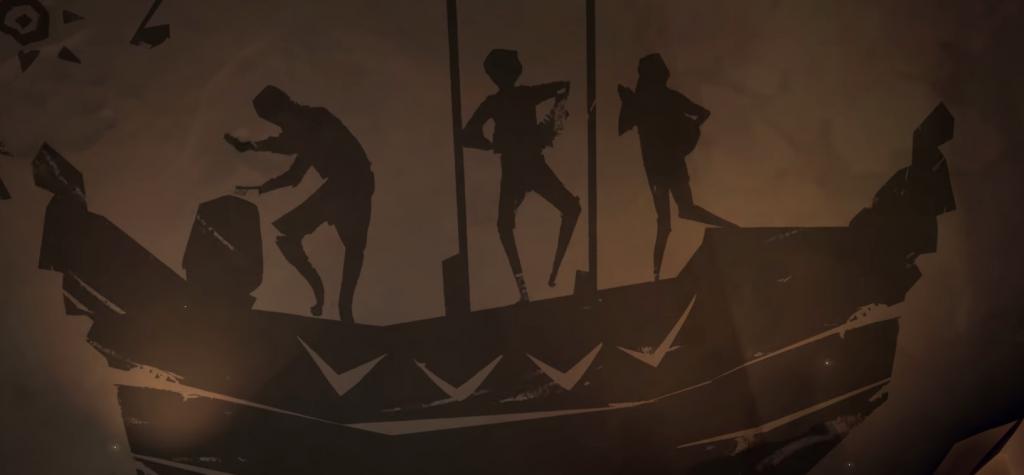 Sea of Thieves Viech beschwören