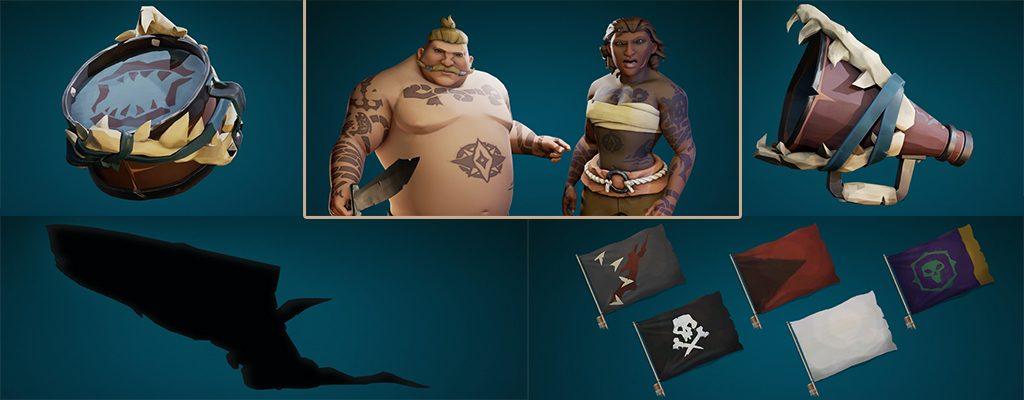 Sea of Thieves neue Inhalte