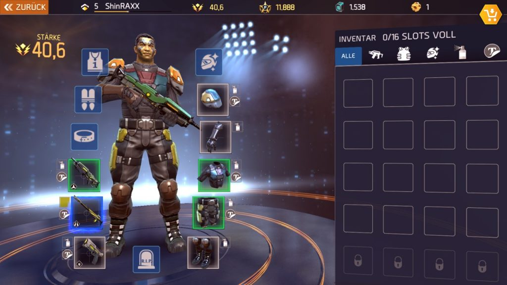 Shadowgun-Gear