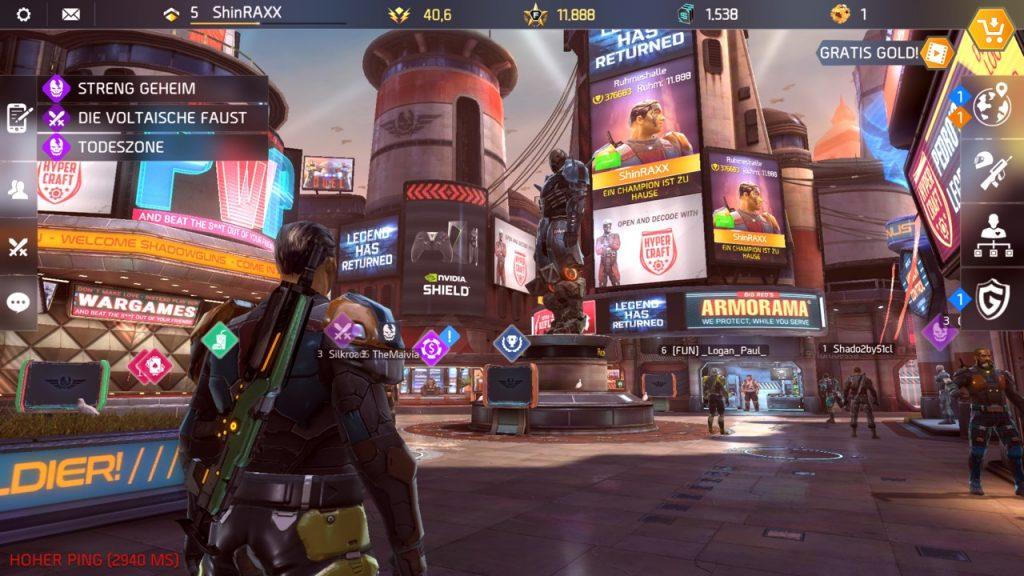 Shadowgun-Hub