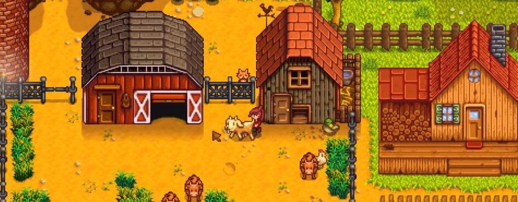 Stardew Valley gibt es dank Mod als MMO – Multiplayer ohne Grenzen!