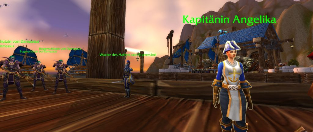 WoW Battle for Azeroth Kriegskampagne Allianz 110 Szenario