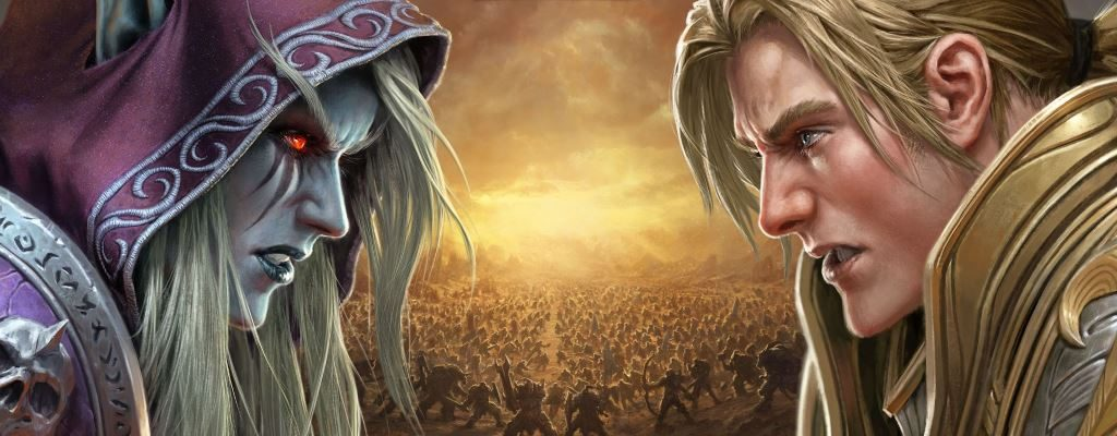 WoW Battle for Azeroth Mein MMO