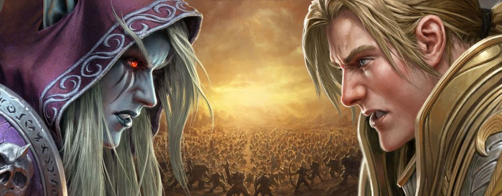 WoW: Battle for Azeroth hat endlich einen Login-Screen