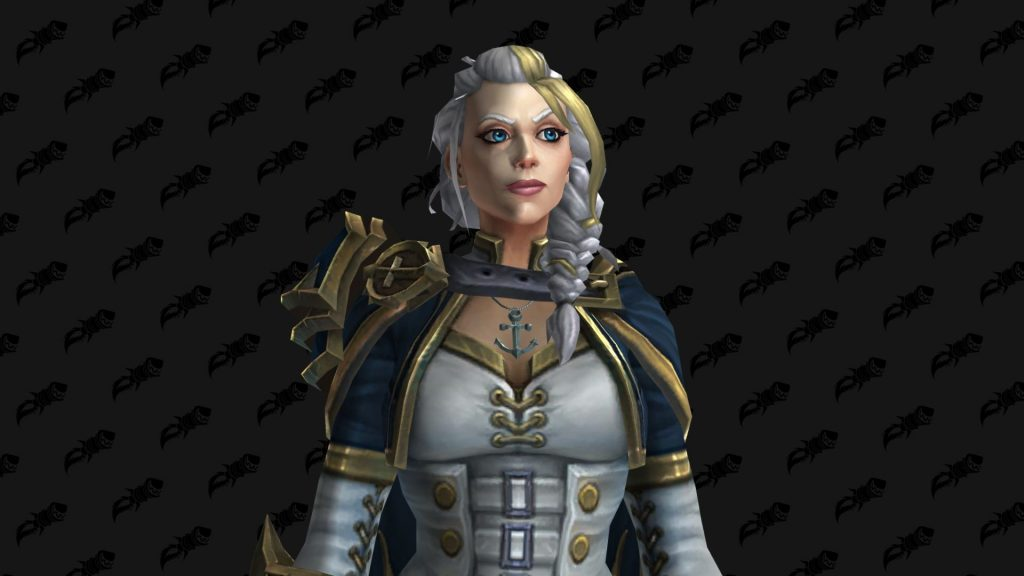 WoW Battle for Azeroth Jaina Anker wowhead
