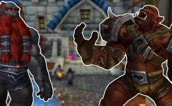 WoW-Dark-Iron-Maghar-Orc-Dwarf titel