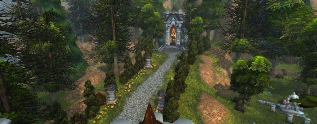 Wozu wird Uthers Grabmal in WoW: Battle for Azeroth renoviert?