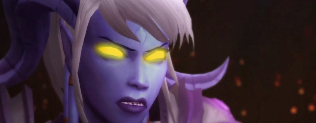 WoW Yrel fanatic light draenei