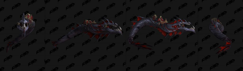 WoW battle for azeroth najzatar blood serpent wowhead