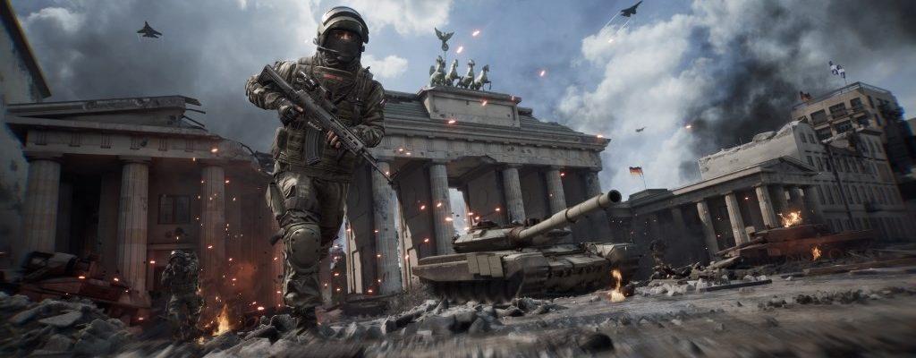 """Neuer Shooter """"World War 3"""" zeigt im Trailer Städtekampf und Panzer"""