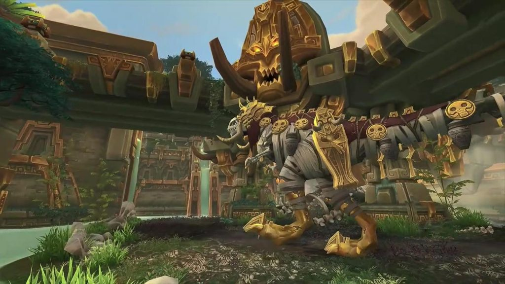 World of Warcraft Battle for Azeroth Ataldezar Rezan