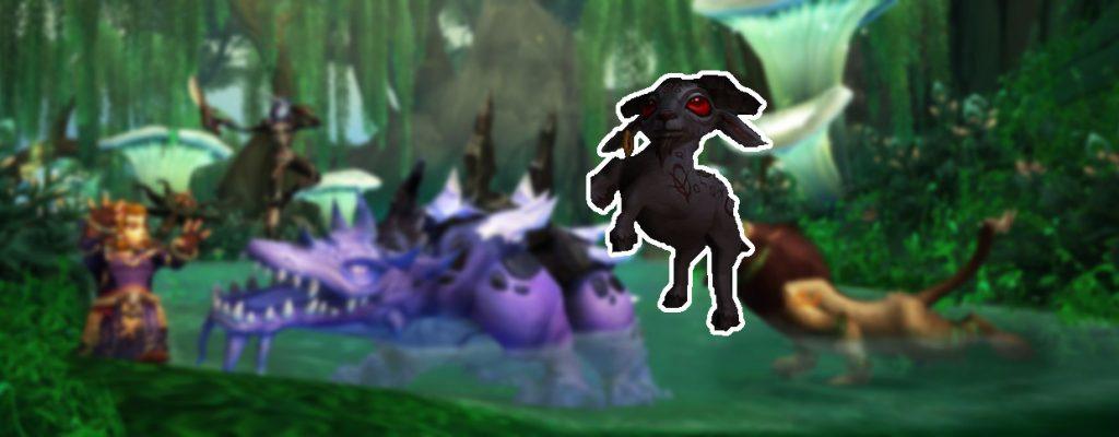 Diese Ziege bringt Diablo zur World of Warcraft