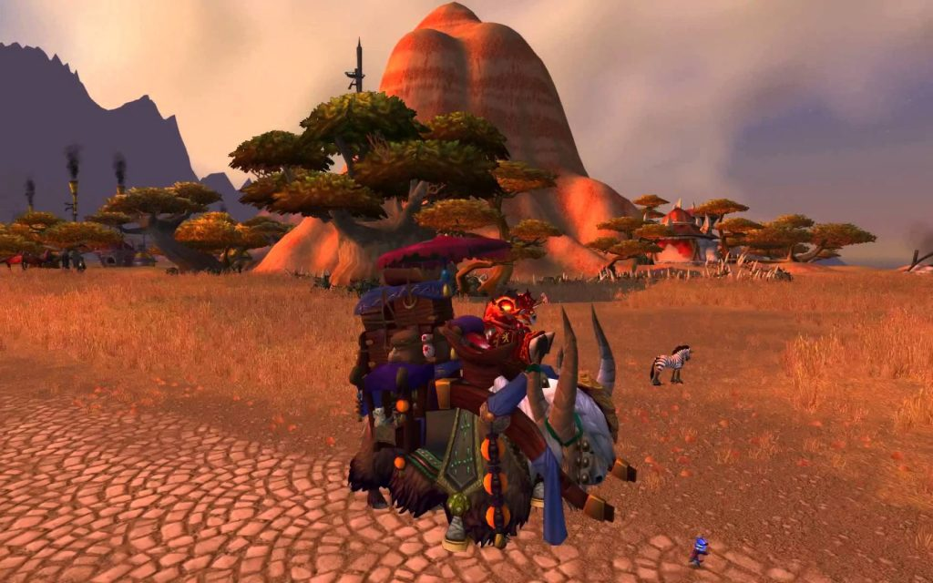 World of Warcraft Expeditionsyak