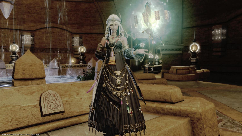 final fantasy xiv astrologe artifact rüstung