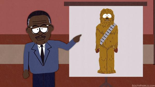chewbacca-verteidigung