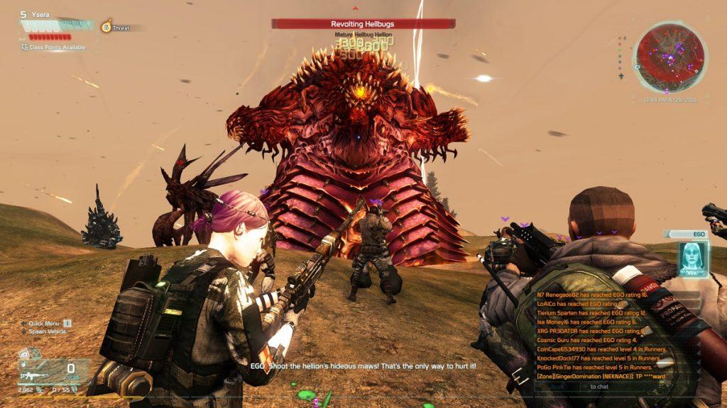 Defiance 2050 Arkfall Boss