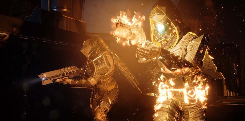 destiny 2 kriegsgeist ikelos hunter titan