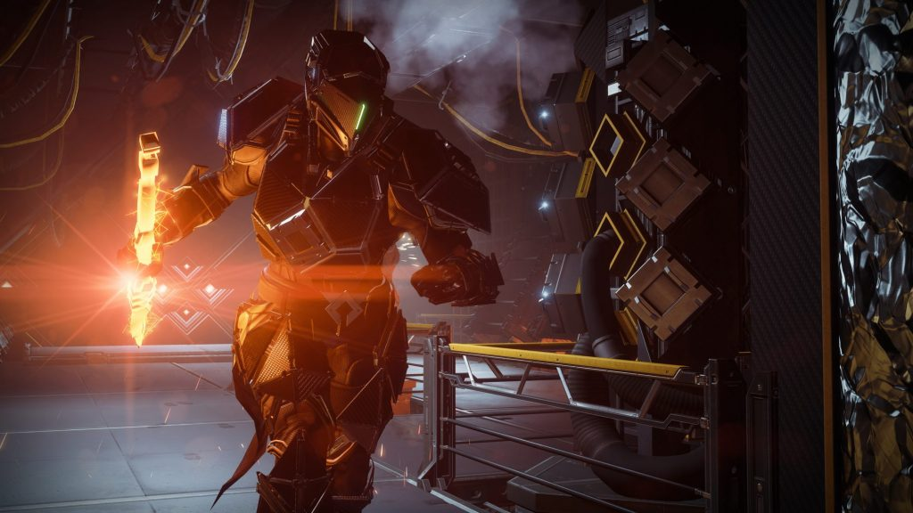 destiny 2 kriegsgeist ikelos titan