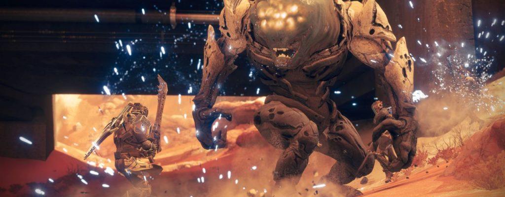 Destiny 2: So startet Ihr das heroische WarSat-Event auf dem Mars