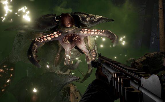 Earthfall Alien